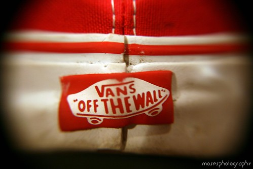 Vans Off The Wall Logo. Vans Off the Wall? (Group)