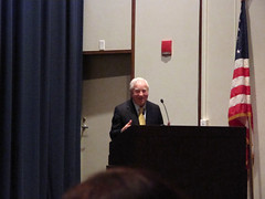 Arthur Frommer's Talk at the BPL