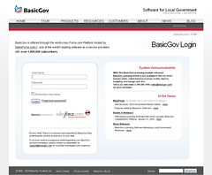 BasicGov Login