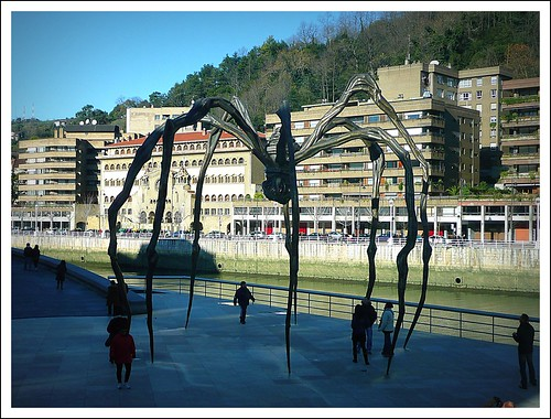 """Museo Guggenhein Bilbao"""