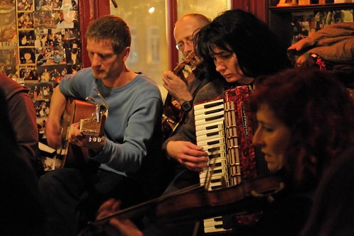 Traditional Irish & Folk Session Januar