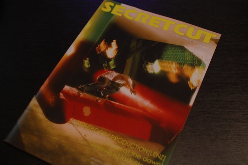 SECRET CUT (ISSUE 10)