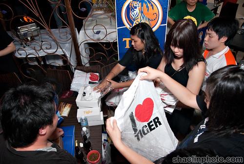 I Love Tiger Shirt