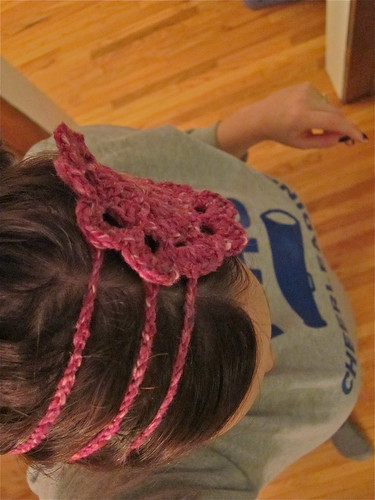 Headband Top View
