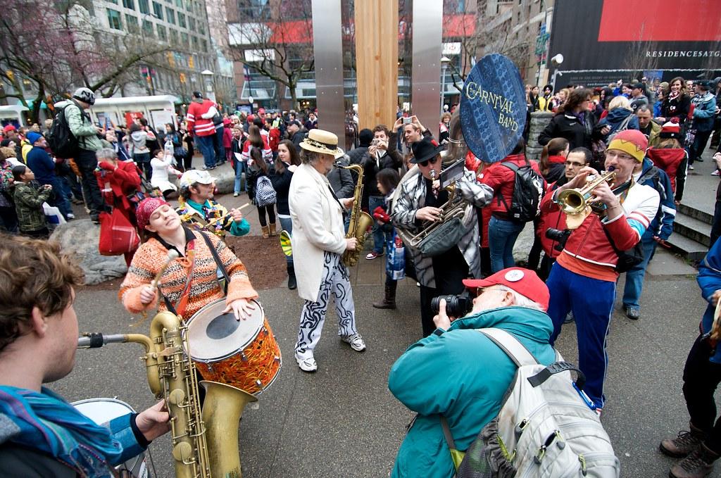 Anti Olympics Musicians