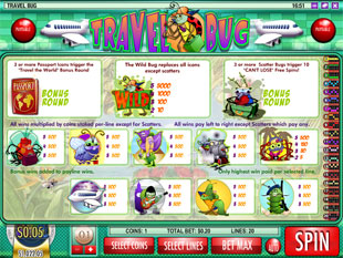 Spiele Travel Bug - Video Slots Online