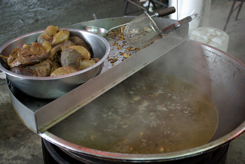 20100218善化牛墟小吃