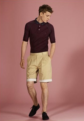 George Barnett0023_FRED PERRY MEN'S LAUREL(Official)