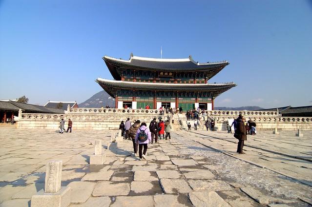 首爾 景福宮, Gyeongbokgung Seoul