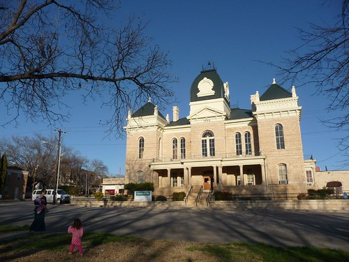 crockett county courthouse.
