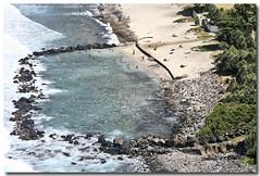 Grande Anse 07 (JoWizi) Tags: ocean sea mer beach nature reunion canon landscape island ile paysage plage iledelareunion reunionisland grandeanse 400d canoneos400d petiteile pitongrandeanse