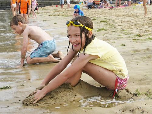 66 - Surprise Beach Day