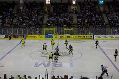 Belfast Giants versus Nottingham Panthers