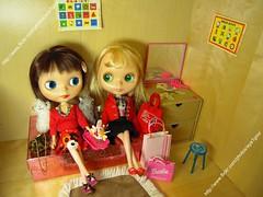 Ayumi-chan and Hiyoko-chan