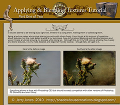 Thistle Applying and Blending Tutorial Promo