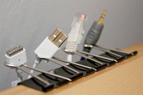 Organizar cables por Electrónica Pascual.