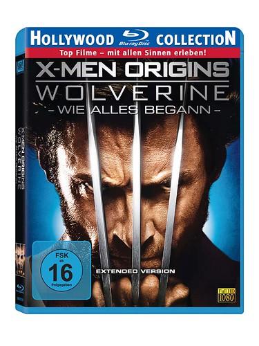 X-Men Origins Wolverine_HC_Blu-ray_klein