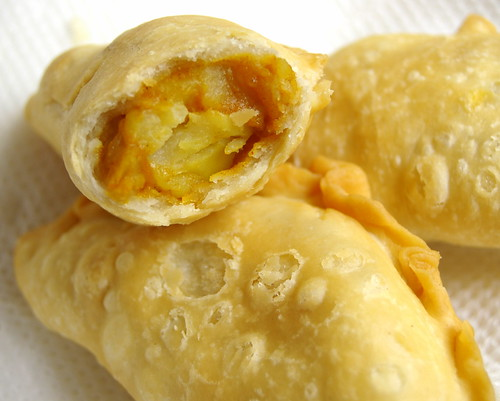 Curry Puff