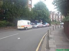 Met Police at a stop in Herne Hill in shot is a Ford Transit and Two Vauxhall Astras (Trojan631) Tags: las blue coastguard rescue west london art geotagged fire sussex coast volvo interesting brighton traffic 4x4 south police scout surrey ambulance led east explore nhs dna operations service roads met emergency incident firefighter paramedic 112 rapid metropolitan officer v50 scania 2012 2010 response armed crawley evs fordfocus v70 so19 2011 constabulary policing arv publicorder rrv mercedessprinter uvmodular wsfrs co19 secamb metpol so6 suspol esfrs trojan631