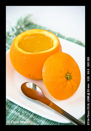 Orange Orange Jello
