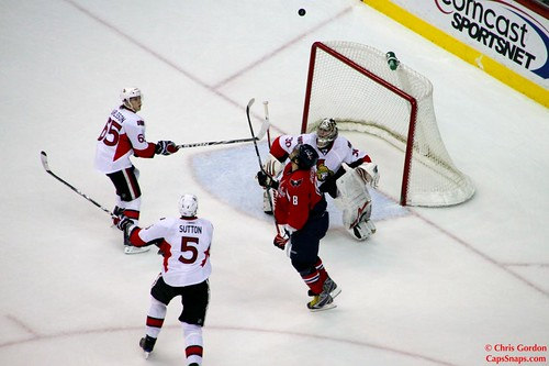 Capitals-Senators 3/30/10 by Chris.M.G..