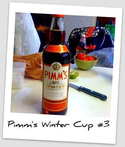 Pimm's Winter Cup #3