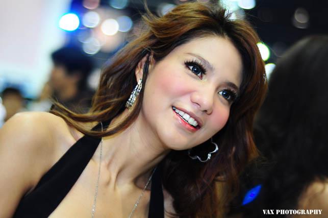 Bangkok Motor show girls 15