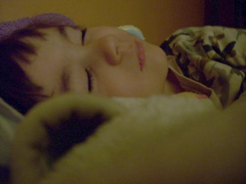 100327--Slumbering