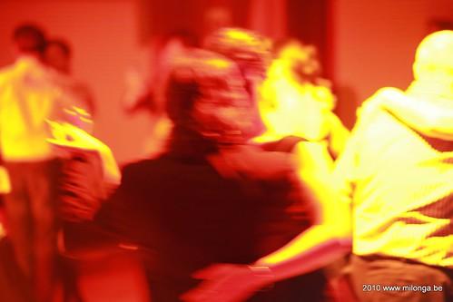 Brussels Tango Festival: closing milonga @ Maalbeek