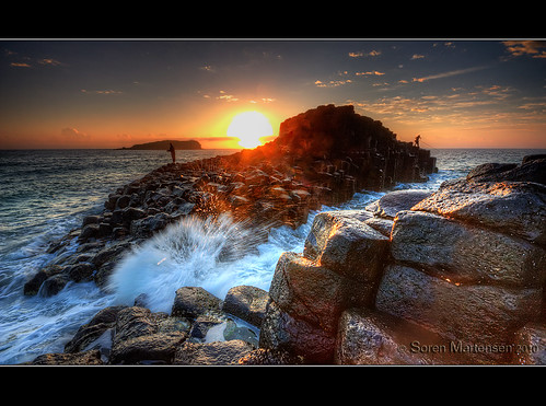 Anglers on the Rocks