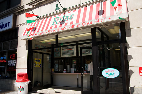 I haven't had Rita's in years