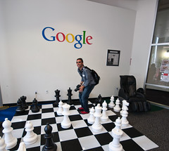 Google Headquarters visit