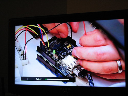 Arduino on BBC1