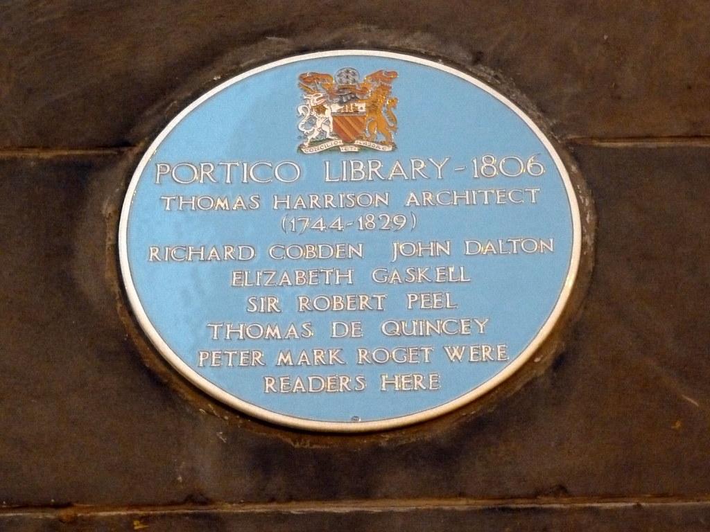 Photo of Richard Cobden, John Dalton, Elizabeth Gaskell, Robert Peel, and 3 others