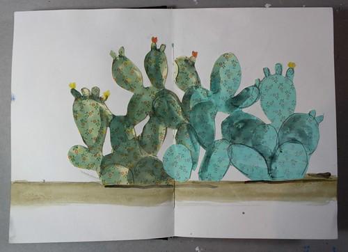 Tenerife sketch