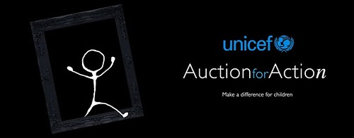 UNICEF Auction for Action small