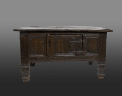 _KIM3044 (Marhamchurch Antiques) Tags: table tudor hutch