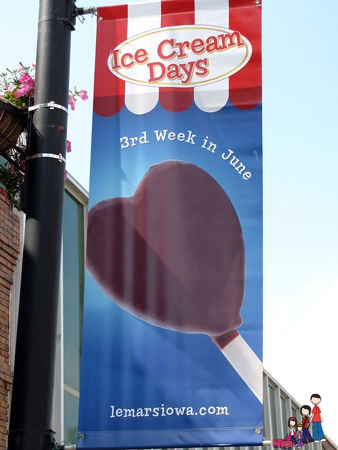 Ice Cream Days, Le Mars, Iowa