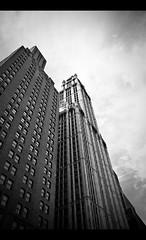 NYC Buildings (Cyrielle Beaubois) Tags: newyorkcity usa newyork canon 2011 eos400d sigma1770mmf2845dcmacro cyriellebeaubois