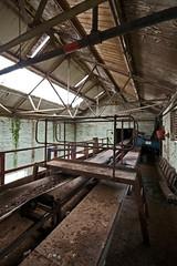 Conveyor Internal (Hidden UE) Tags: abandoned industry yorkshire pauls vacant derelict urbex selby bocm unitrition