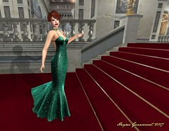 Our Oscar Night Gowns (Harper Ganesvoort) Tags: akeruka maitreya omegamakeup slink ikon ysys argracehair justbecause liaisoncollaborative stylesbydanielle lazuri livia glamorize