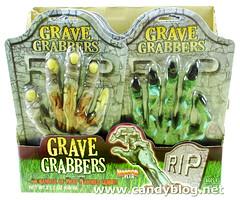 Grave Grabbers gummy hands