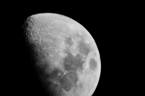 Fotografiando la Luna class=
