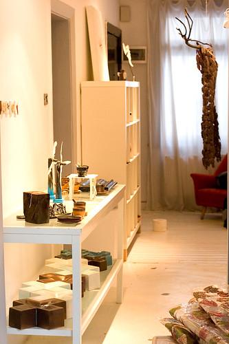 birsen's studio