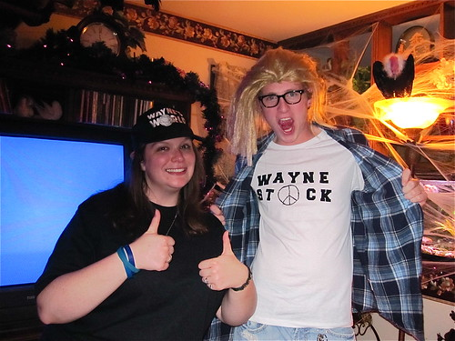 Wayne and Garth by ChicagoGeek
