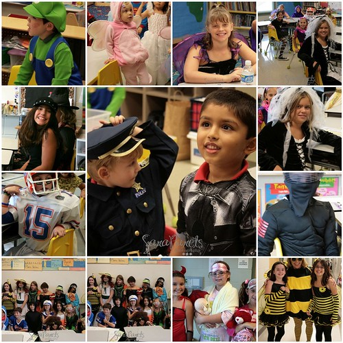 Lower School  Halloween