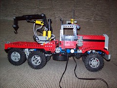 Mack Superliner (Ciezarowkaz) Tags: truck lego trucker technic mack superliner ciezarowkaz