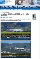 Publication France 24, 11 Novembre 2009