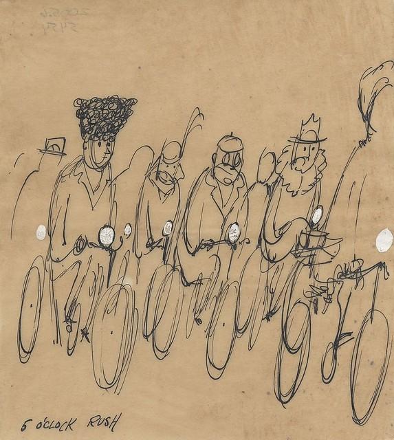 1949 trip to Denmark e