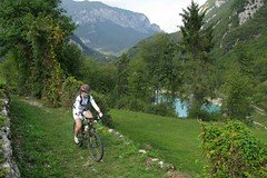 Fotogalerie z Lago di Garda – bike a ferraty